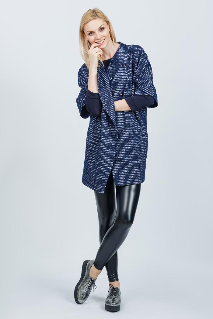1686 синее пальто