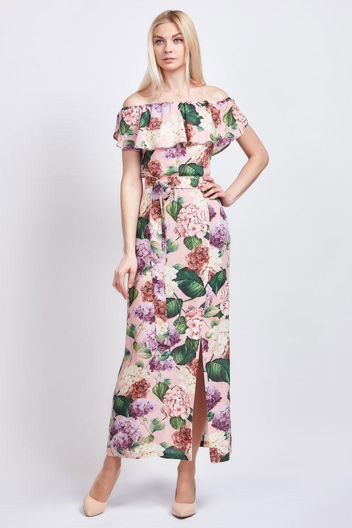 платье 318 лето